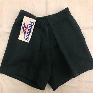 Women's vintage Reebok medium sweat shorts